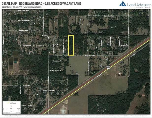 Rogerland Road, Spring Hill, FL 34610 (MLS #T3315331) :: Zarghami Group