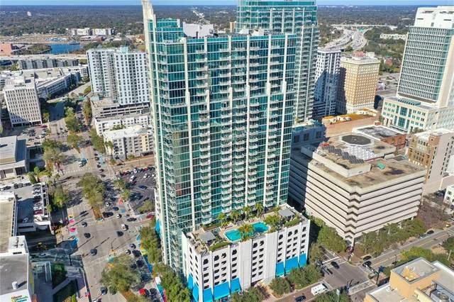 777 N Ashley Drive #3105, Tampa, FL 33602 (MLS #T3315360) :: The Kardosh Team