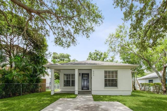 505 13TH Avenue NW, Largo, FL 33770 (MLS #T3315584) :: Rabell Realty Group