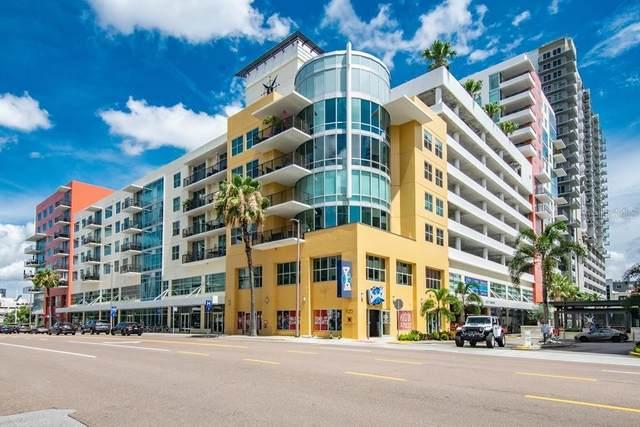 1208 E Kennedy Boulevard #1114, Tampa, FL 33602 (MLS #T3315690) :: Sarasota Home Specialists