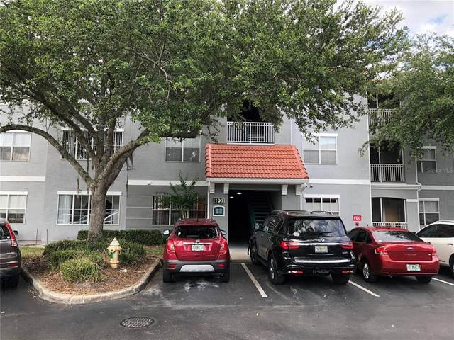18001 Richmond Place Drive #110, Tampa, FL 33647 (MLS #T3316239) :: CGY Realty
