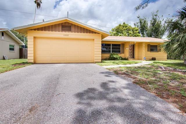 1408 Byram Drive, Clearwater, FL 33755 (MLS #T3316964) :: Carmena and Associates Realty Group