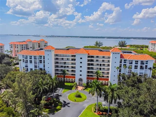 4801 Osprey Drive #303, St Petersburg, FL 33711 (MLS #T3317130) :: The Nathan Bangs Group