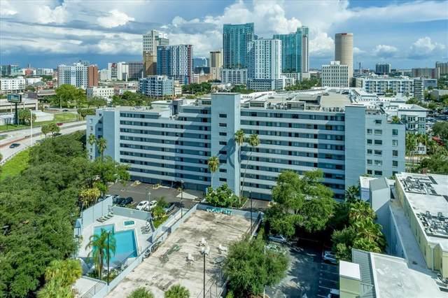 201 W Laurel Street #312, Tampa, FL 33602 (MLS #T3317671) :: Everlane Realty