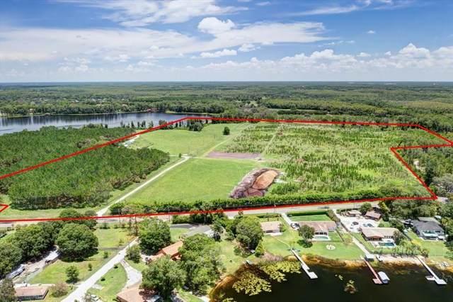 18415 Gunn Highway, Odessa, FL 33556 (MLS #T3317822) :: Delgado Home Team at Keller Williams