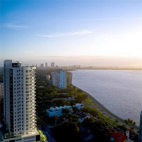 2910 W Barcelona Street #803, Tampa, FL 33629 (MLS #T3317827) :: Bob Paulson with Vylla Home