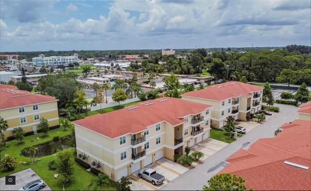6420 Banyan Boulevard #201, New Port Richey, FL 34652 (MLS #T3317830) :: The Kardosh Team