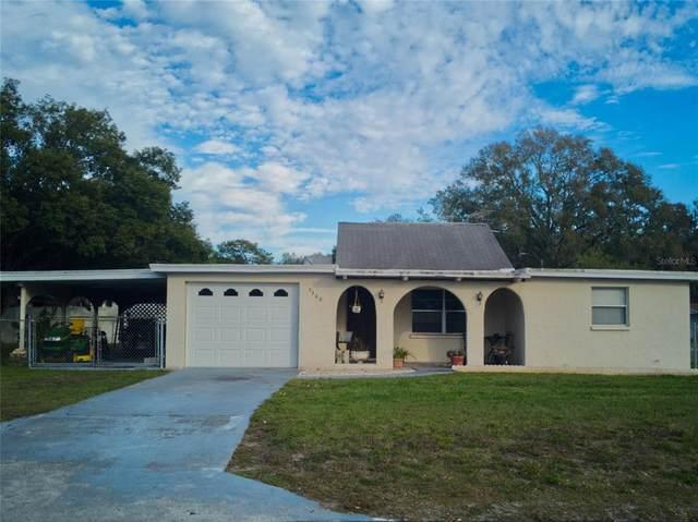 5400 Hill Drive, Zephyrhills, FL 33542 (MLS #T3317956) :: Everlane Realty
