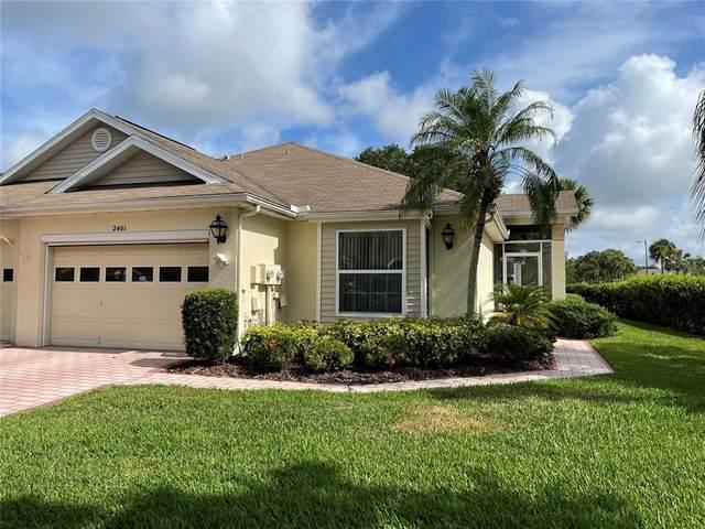 2401 Nantucket Harbor Loop #46, Sun City Center, FL 33573 (MLS #T3318010) :: Stellar Home Sales