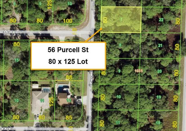 56 Purcell Street, Port Charlotte, FL 33954 (MLS #T3318136) :: Rabell Realty Group