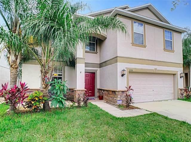 10335 Summer Azure Drive, Riverview, FL 33578 (MLS #T3318140) :: Zarghami Group