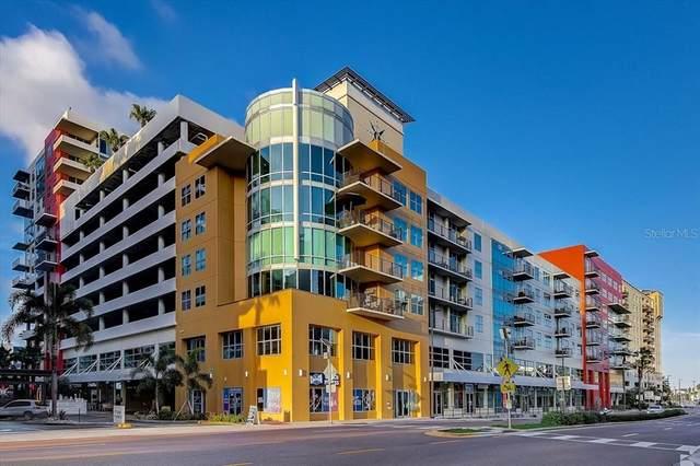 1208 E Kennedy Boulevard #416, Tampa, FL 33602 (MLS #T3318154) :: Sarasota Home Specialists