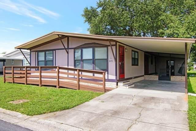 3115 Beaver Creek Drive, Zephyrhills, FL 33543 (MLS #T3318596) :: Vacasa Real Estate