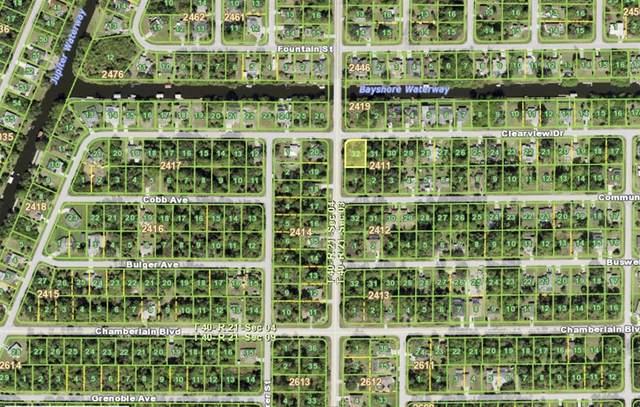 446 Cornelius Boulevard, Port Charlotte, FL 33953 (MLS #T3318833) :: Alpha Equity Team