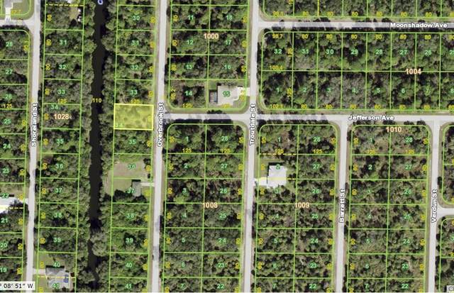 273 Overbrook Street, Port Charlotte, FL 33954 (MLS #T3318847) :: Rabell Realty Group