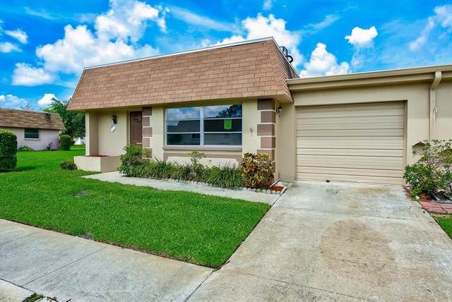 8450 Vendome Boulevard N #5, Pinellas Park, FL 33781 (MLS #T3318889) :: RE/MAX Local Expert