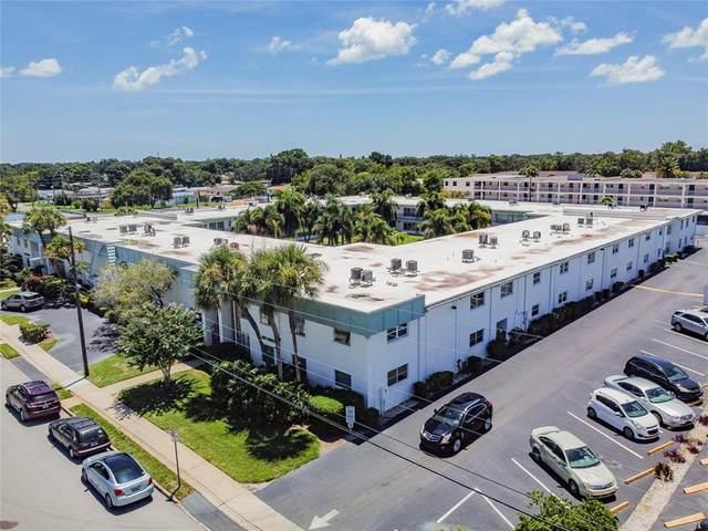 3100 Hartford Street N #210, St Petersburg, FL 33713 (MLS #T3318917) :: Frankenstein Home Team