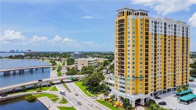 345 Bayshore Boulevard #501, Tampa, FL 33606 (MLS #T3319313) :: The Kardosh Team