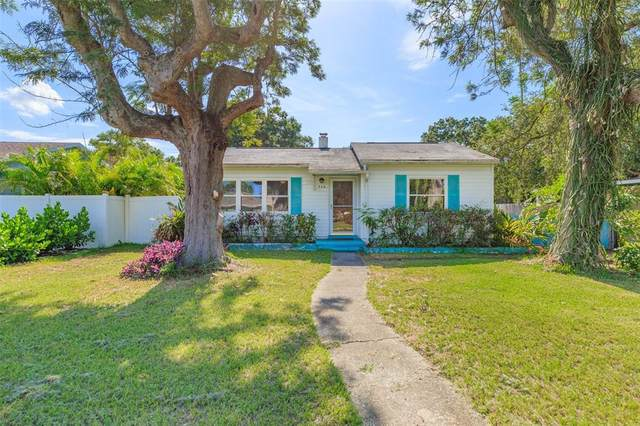 926 61ST Street S, Gulfport, FL 33707 (MLS #T3319413) :: Baird Realty Group