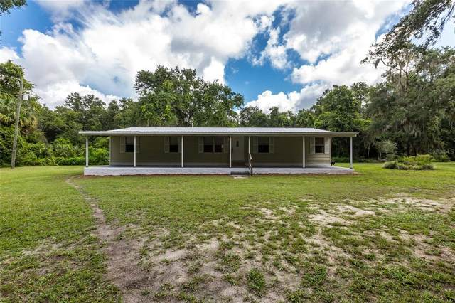 8521 Purvis Road, Lithia, FL 33547 (MLS #T3319432) :: The Robertson Real Estate Group