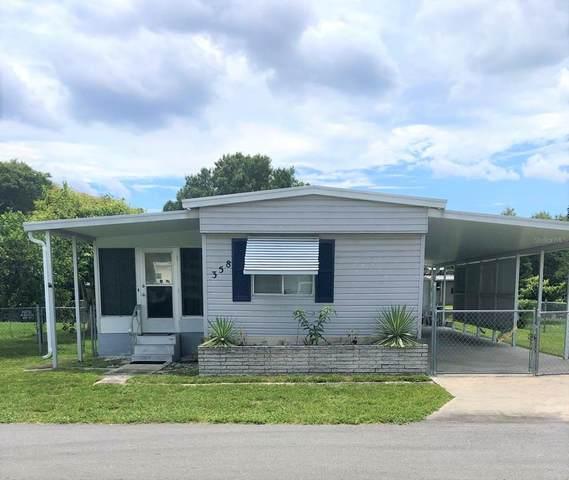 358 Caloosa Court, Lake Wales, FL 33859 (MLS #T3319444) :: Keller Williams Realty Select