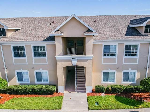 9507 Amberdale Court #201, Riverview, FL 33578 (MLS #T3319489) :: Realty Executives