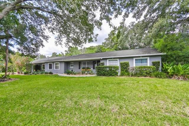820 Crenshaw Lake Road, Lutz, FL 33548 (MLS #T3319524) :: Everlane Realty