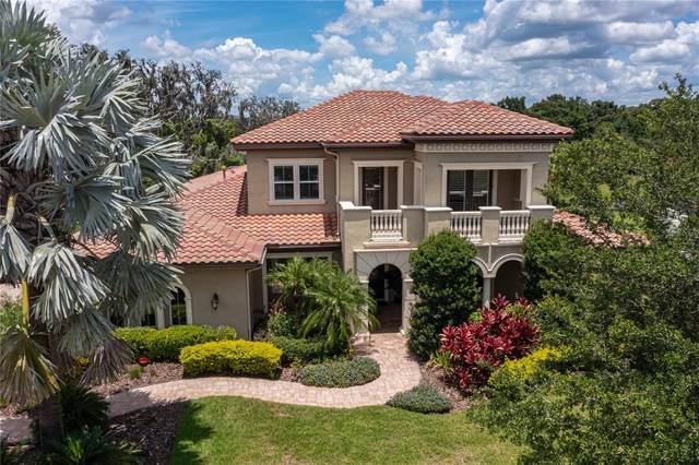16423 Chapman Crossing Drive, Lithia, FL 33547 (MLS #T3319550) :: Zarghami Group