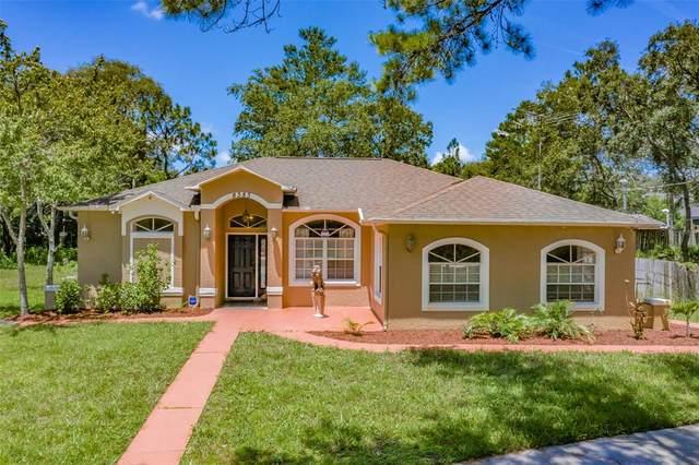 8383 Nittany Road, Weeki Wachee, FL 34613 (MLS #T3319594) :: Aybar Homes