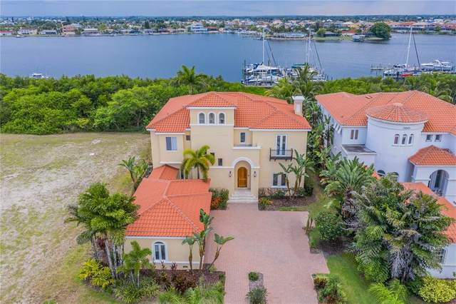 6109 Lagomar Lane, Apollo Beach, FL 33572 (MLS #T3319620) :: Vacasa Real Estate