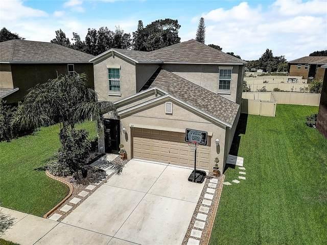 105 Cascade Bend Drive, Ruskin, FL 33570 (MLS #T3319624) :: Zarghami Group