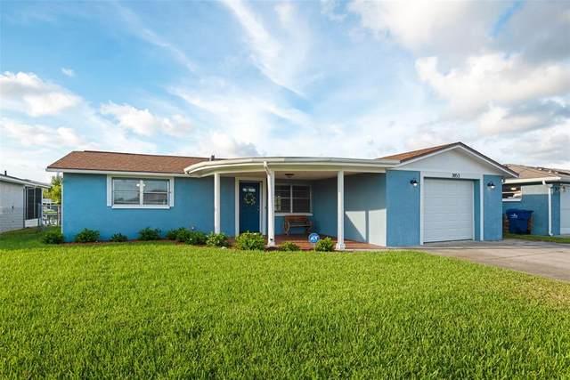 3853 Star Island Drive, Holiday, FL 34691 (MLS #T3319640) :: Bob Paulson with Vylla Home