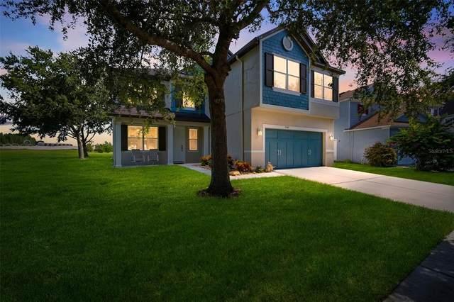 7342 Bridgeview Drive, Wesley Chapel, FL 33545 (MLS #T3319672) :: Vacasa Real Estate
