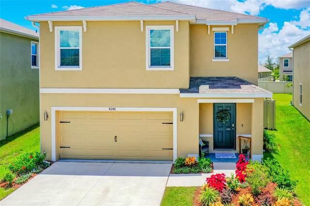 8246 Pelican Reed Circle, Wesley Chapel, FL 33545 (MLS #T3319718) :: Memory Hopkins Real Estate