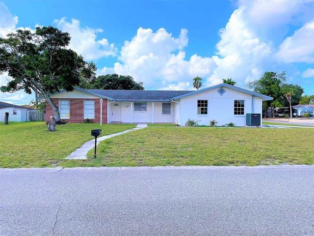 7836 Lotus Drive, Port Richey, FL 34668 (MLS #T3319745) :: The Paxton Group