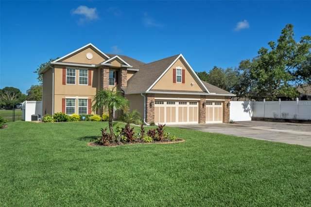 10496 Blythville Road, Spring Hill, FL 34608 (MLS #T3319790) :: Bridge Realty Group