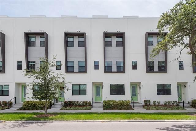 401 N Oregon Avenue #5, Tampa, FL 33606 (MLS #T3319830) :: Bridge Realty Group