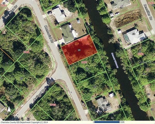 7236 Memorial Drive, Port Charlotte, FL 33981 (MLS #T3319877) :: Bridge Realty Group