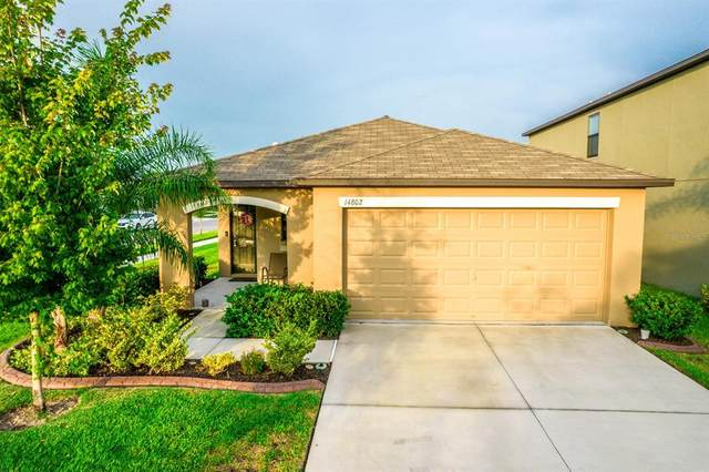 14802 Emerald Landing Place, Wimauma, FL 33598 (MLS #T3319944) :: Zarghami Group