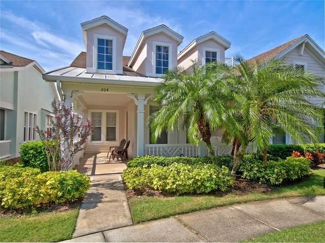 204 Breakers Lane, Apollo Beach, FL 33572 (MLS #T3319974) :: Dalton Wade Real Estate Group