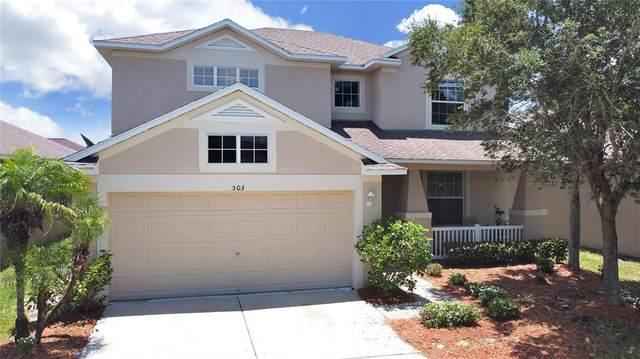 503 Stone Briar Drive, Ruskin, FL 33570 (MLS #T3319979) :: Dalton Wade Real Estate Group