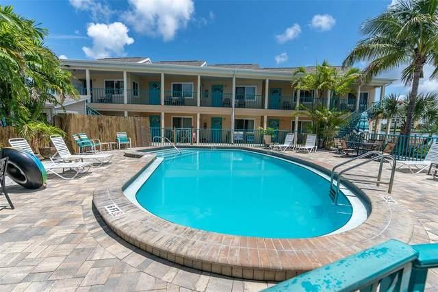 673 Bay Esplanade #107, Clearwater, FL 33767 (MLS #T3320020) :: Delgado Home Team at Keller Williams