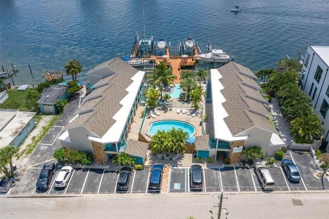 673 Bay Esplanade #207, Clearwater, FL 33767 (MLS #T3320026) :: Delgado Home Team at Keller Williams
