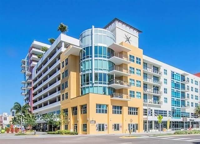 1208 E Kennedy Boulevard #921, Tampa, FL 33602 (MLS #T3320074) :: Sarasota Home Specialists