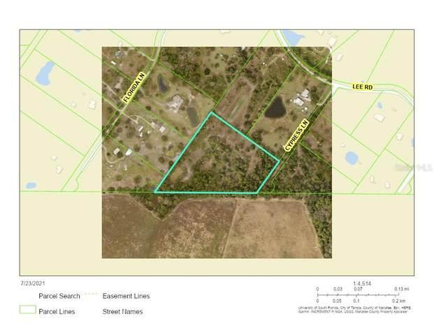 14115 Cypress Lane, Wimauma, FL 33598 (MLS #T3320103) :: Pristine Properties