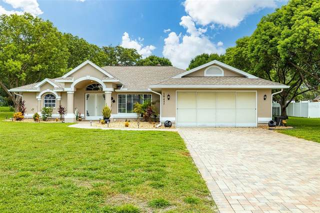 10457 Bedford Road, Spring Hill, FL 34608 (MLS #T3320125) :: New Home Partners