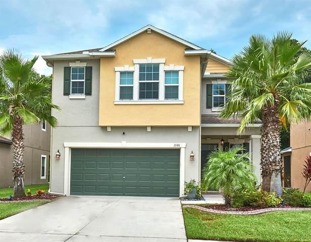 1595 Ludington Avenue, Wesley Chapel, FL 33543 (MLS #T3320132) :: Vacasa Real Estate