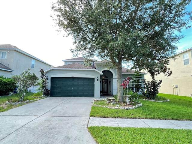 9202 Lost Mill Drive, Land O Lakes, FL 34638 (MLS #T3320196) :: New Home Partners