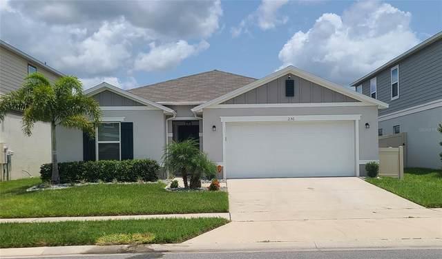 230 Sunfish Drive, Winter Haven, FL 33881 (MLS #T3320199) :: Zarghami Group