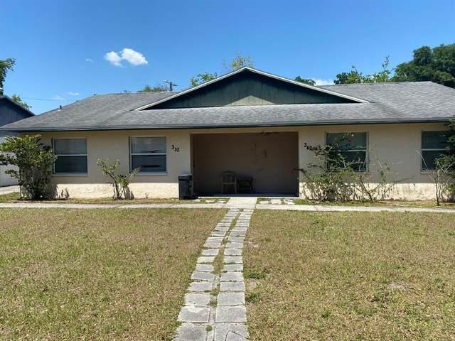 312 E Tomlin Street, Plant City, FL 33563 (MLS #T3320210) :: Prestige Home Realty